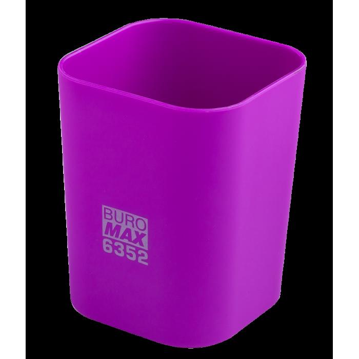 Стакан для письменных принадлежностей (фиолетовый) bm.6352-07