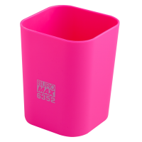 Стакан для письменных принадлежностей (розовый) bm.6352-10