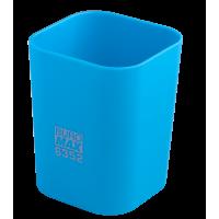 Стакан для письменных принадлежностей (голубой) bm.6352-14