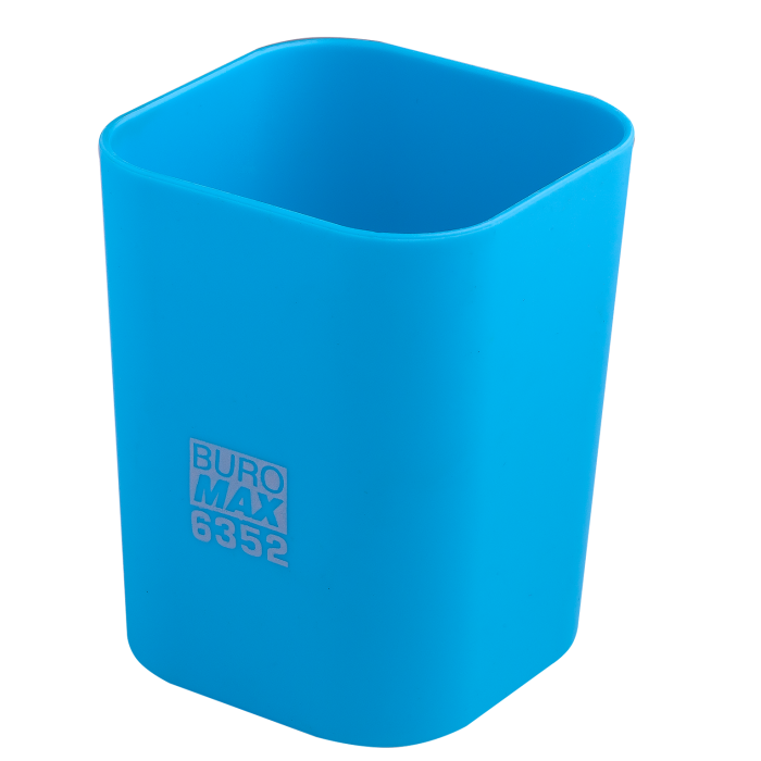 Стакан для письмового приладдя (блакитний) bm.6352-14