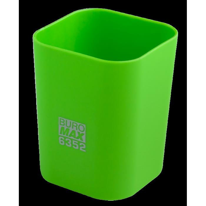 Стакан для письмового приладдя (зелений) bm.6352-15