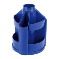 Подставка-органайзер малая (синяя) D3003-02
