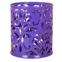Подставка для ручек  Barocco  металлическая (фиолетовый) bm.6204-07