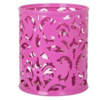 Подставка для ручек  Barocco  металлическая (розовый) bm.6204-10