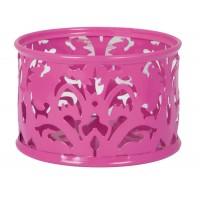 Подставка для скрепок  Barocco  металлическая (розовый) bm.6222-10