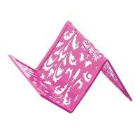 """Подставка для визиток """"Barocco"""" (розовый) bm.6226-10"""