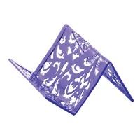 """Подставка для визиток """"Barocco"""" (фиолетовый) bm.6226-07"""