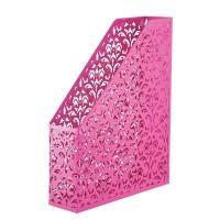 """Лоток вертикальний """"Barocco"""" рожевий  bm.6262-10"""
