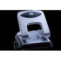 Діркопробивач (40 аркушів) срібний bm.4032-24