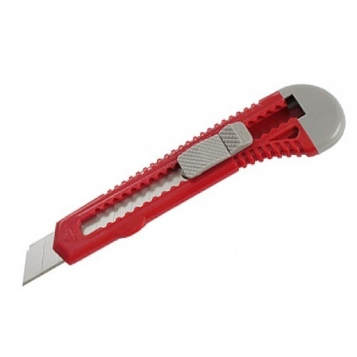 Нож канцелярский (18 мм.)  6502-A