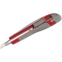 Нож канцелярский + 2 запасных лезвия (9 мм) 6701-A