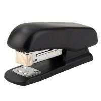 Степлер Standart пластиковий (24/6, 26/6) чорний 4223-01-a