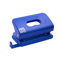 Діркопробивач (10 аркушів) синій bm.4015-02