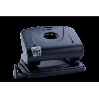 Діркопробивач (20 аркушів) чорний  bm.4037-01