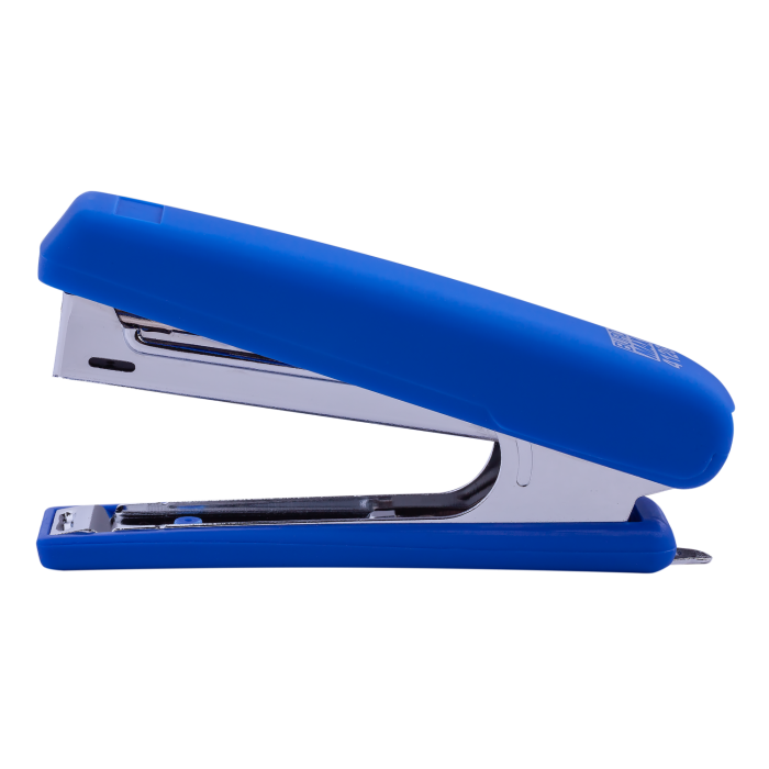 Степлер (скоба №10/5) синий bm.4128-02