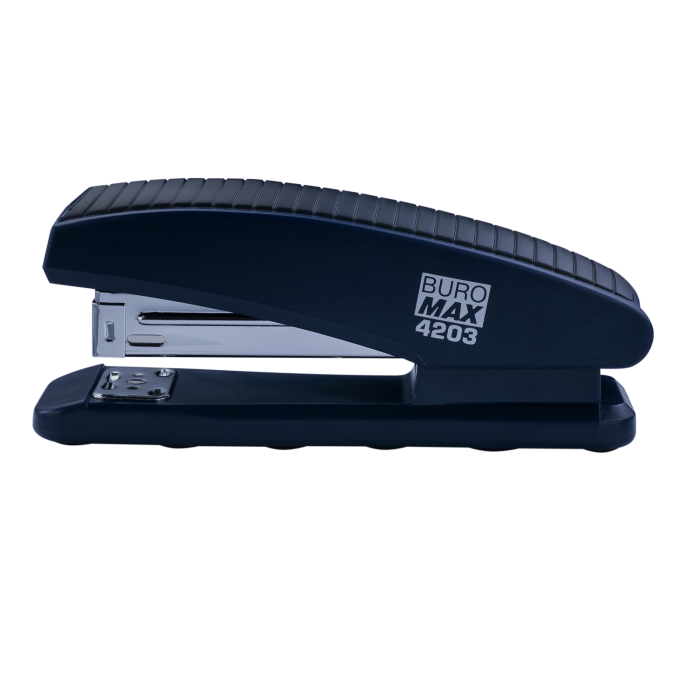 Степлер (скоба № 24/6,№26/6) синий bm.4203-02
