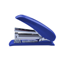 Степлер (скоба № 24/6, 26/6) синій bm.4211-02