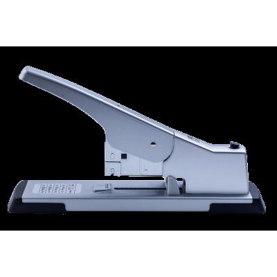 Степлер повышенной мощности (скобы №23/6,№23/8,№23/10,№23/13) серебрянный bm.4287-24