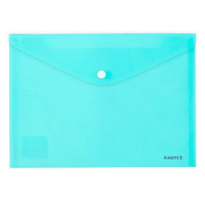 Папка-конверт на кнопці Pastelini А5 (неом'ята) 1522-09-A