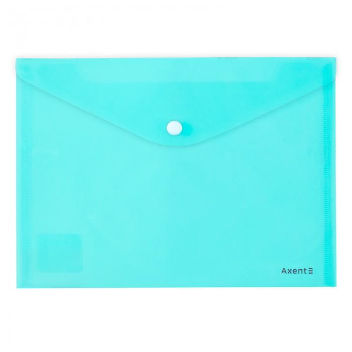 Папка-конверт на кнопке Pastelini А5 (неомята) 1522-09-A