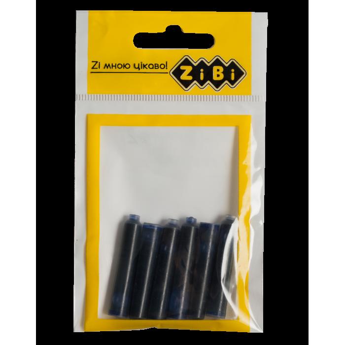 Капсули з чорнилом (синій) 6шт/уп. ZB.2272-01