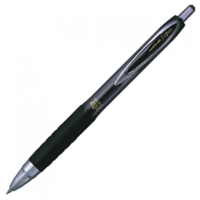 Ручка гелева автоматична UNI-Ball SIGNO 207 (чорний) UMN-207 (05)