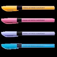 Ручка масляна Provence Grip (синий) BM.8356-01 (12)