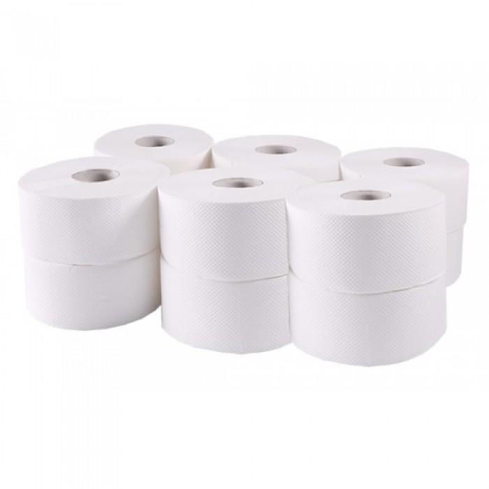 Туалетная бумага Джамбо (белая) 96м. 203 020