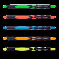 Ручка кулькова автоматична Live Touch (синій) bm.8270 (36)