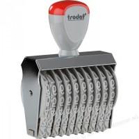 Нумератор ленточный Trodat 15910, 10-ти разрядный, 9 мм