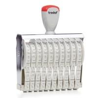 Нумератор ленточный Trodat 151810, 10-ти разрядный, 18 мм