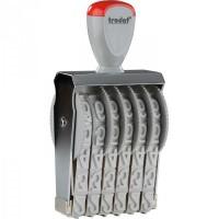 Нумератор стрічковий Trodat 15186, 6-ти розрядний, 18 мм