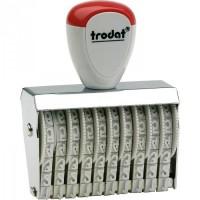 Нумератор стрічковий Trodat 15410, 10-ти розрядний, 4 мм