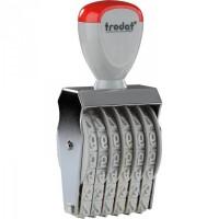 Нумератор ленточный Trodat 1556, 6-ти разрядный, 5 мм