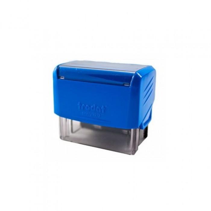 Оснастка для штампа пластиковая 47х18мм (Супер эконом)