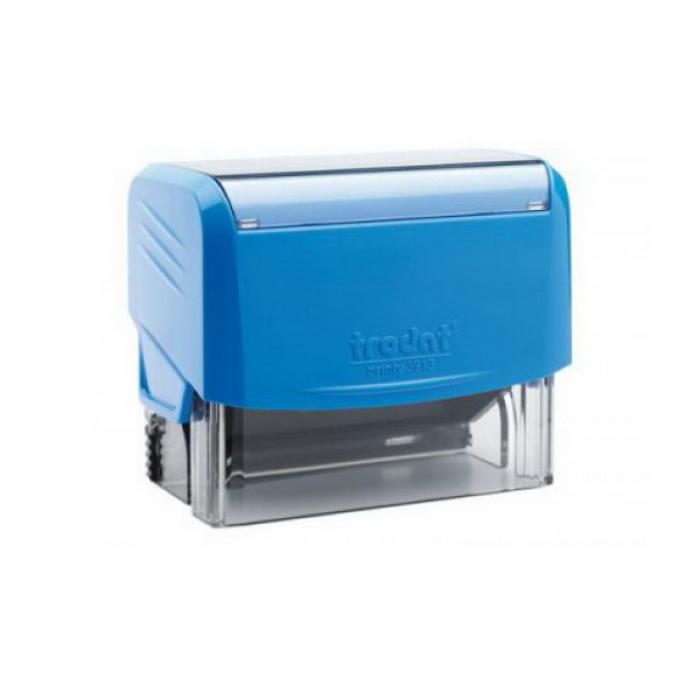Оснастка для штампа пластиковая 70х25мм (Супер эконом)