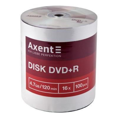 Диск DVD+R 4,7Gb/ 120min 16x bulk 100шт. 8107-A
