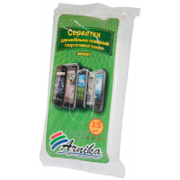Салфетки влажные для мобильных телефонов 15шт.
