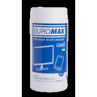 Серветки для чищення екранів і оптики Jobmax bm.0802
