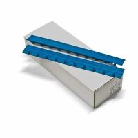 Пластини Press-binder 3мм, Сині 50шт