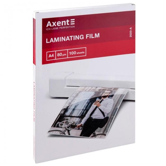 Плівка для ламінування А4 (216х303) 80мкм, 100шт. 2020-A