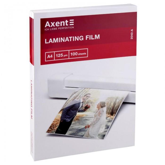 Плівка для ламінування А4 (216х303) 125мкм, 100шт. 2040-A