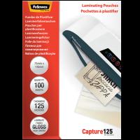 Плівка для ламінування  (75х105) 125мкм, 100шт