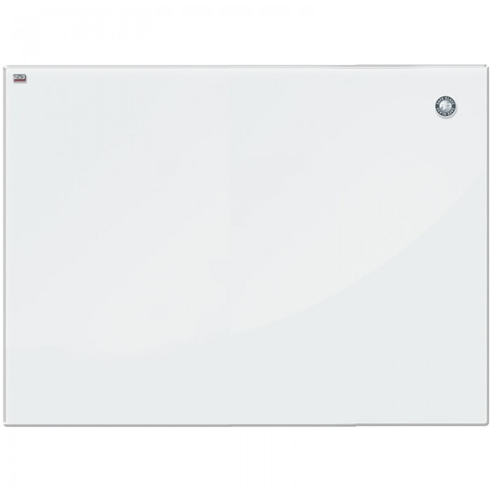 Доска стеклянная, белая (60х80см)