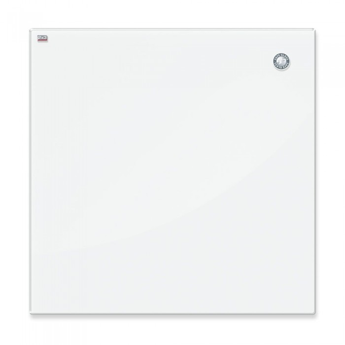 Дошка скляна, біла (45х45см)