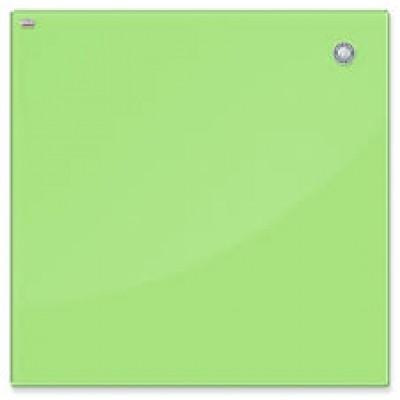 Дошка скляна, світло-зелена (45х45см)