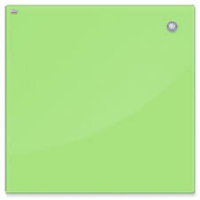 Доска стеклянная, светло-зеленая (45х45см)