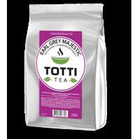 Чай Totti Tea Эрл Грей Маджестик (250г) черный
