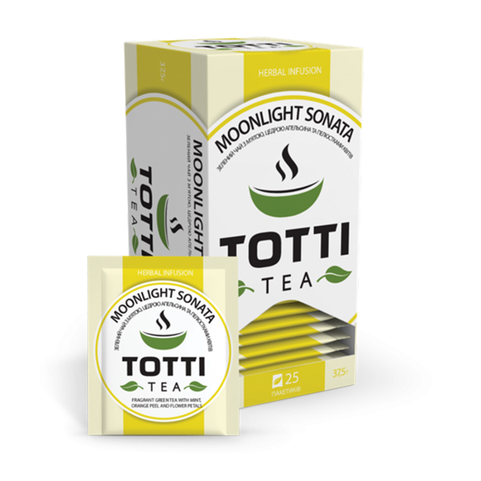 Чай Totti Tea Лунная Соната (2грх25п) травянной
