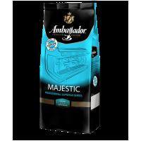 Кофе в зернах Ambassador Majestic 1кг.